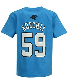 Outerstuff NFL Luke Kuechly T-Shirt, Little Boys (4-7)