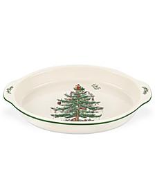 Christmas Tree Au Gratin Dish