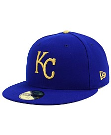 New Era Kansas City Royals Authentic Collection 59FIFTY Cap