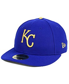 Kansas City Royals Low Profile AC Performance 59FIFTY Cap
