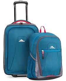 CLOSEOUT! High Sierra Decatur Luggage Collection, a Macy's Exclusive Collection