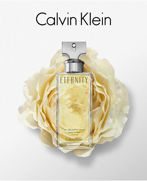 Calvin Klein Eternity Eau De Parfum 17 Oz Reviews All Perfume