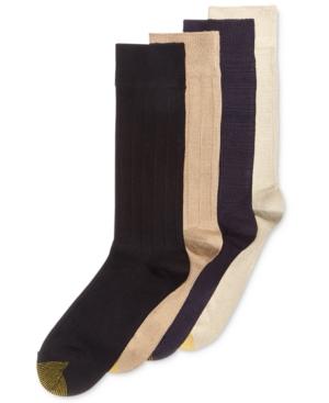 Gold Toe Men's 4-Pk....