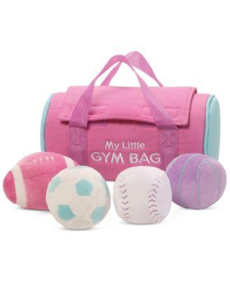 Gund My Little Gym Bag Play Set