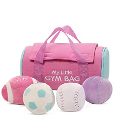 Gund® My Little Gym Bag Play Set