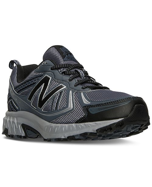 78a3f904 New Balance Men's MT410 v5 Running Sneakers from Finish Line ...