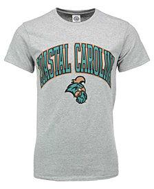 J America Men's Coastal Carolina Chanticleers Midsize T-Shirt