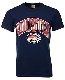 J America Men's Houston Cougars Midsize T-Shirt
