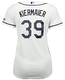 Majestic Women's Kevin Kiermaier Tampa Bay Rays Cool Base Player Replica Jersey