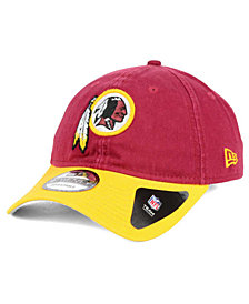 New Era Washington Redskins Relaxed 2Tone 9TWENTY Strapback Cap