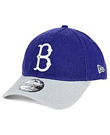 New Era Brooklyn Dodgers Coop Core Classic 2Tone 9TWENTY Strapback Cap