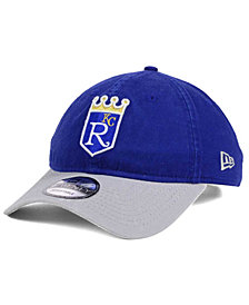 New Era Kansas City Royals Coop Core Classic 2Tone 9TWENTY Strapback Cap