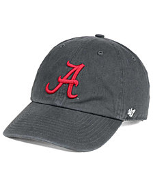 '47 Brand Alabama Crimson Tide Clean Up Cap