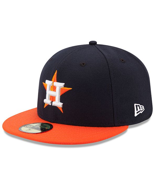 New Era Houston Astros Authentic Collection 59FIFTY Cap