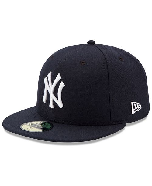 2f2148bb89a New Era New York Yankees Authentic Collection 59FIFTY Cap   Reviews ...