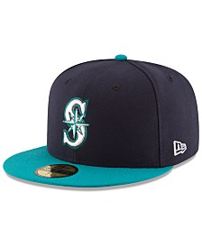 New Era Seattle Mariners Authentic Collection 59FIFTY Cap