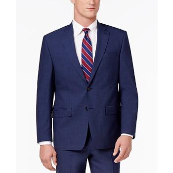 Ralph Lauren Solid Ultraflex Classic-Fit Wool Jacket