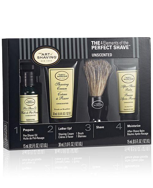 Art of Shaving The Men's Unscented Starter Kit