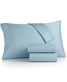 Bainbridge 4-Pc King Sheet Set, 1400 Thread Count, Created for Macy's