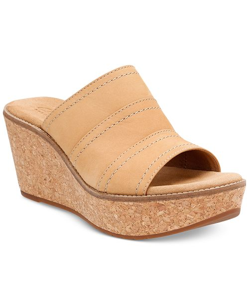 ce52aa469c Clarks Women's Aisley Lily Wedge Sandals & Reviews - Sandals ...
