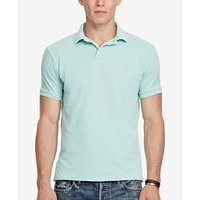 Polo Ralph Lauren Men's Classic-Fit Mesh Polo (Multi Colors)