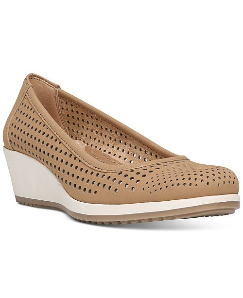c30447f29715 Naturalizer Becky Wedges   Reviews - Pumps - Shoes - Macy s