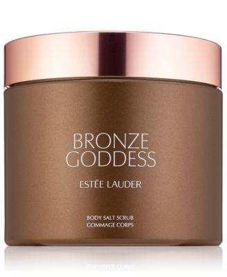 Bronze Goddess Body Salt Scrub, 12 oz
