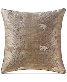 "Waterford Chateau 16"" Square Decorative Pillow"