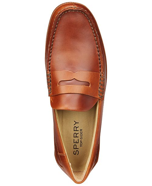 8eb210a45 Sperry Men's Hampden Penny Driver Loafers & Reviews - All Men's ...
