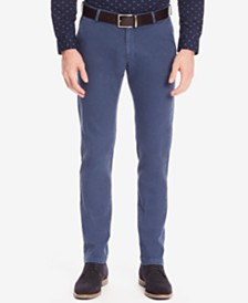 BOSS Men's Slim-Fit Stretch Chinos