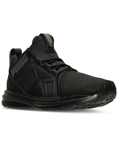 puma boys' enzo casual sneakers from finish line  finish