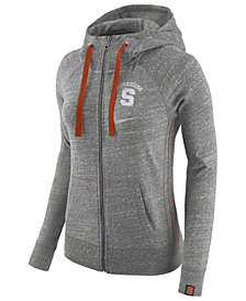 Nike Women's Syracuse Orange Vintage Full-Zip Hoodie