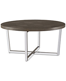 CLOSEOUT! Sutton Round Coffee Table