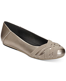 Aerosoles Spin Cycle Flats