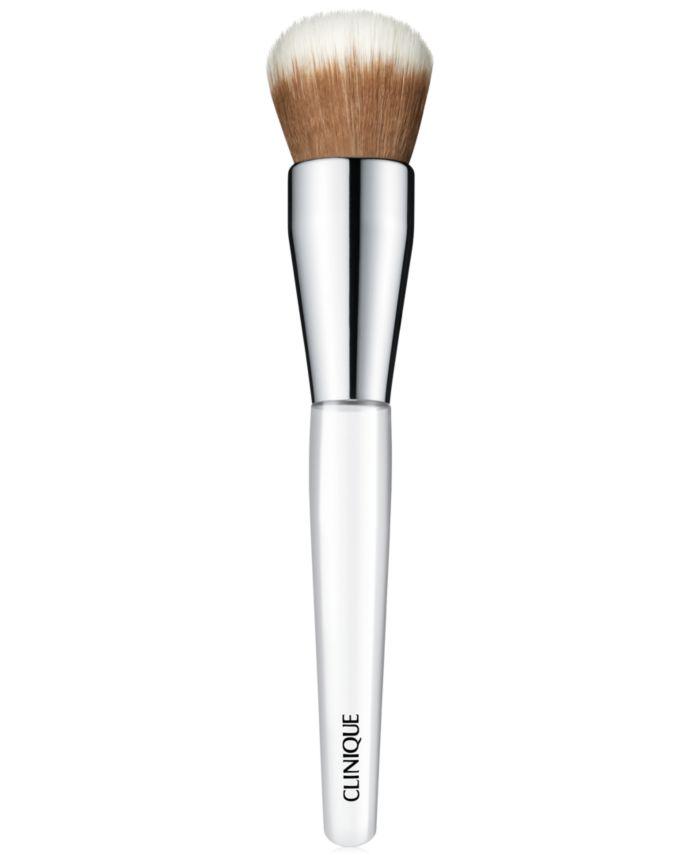 Clinique Foundation Buff Brush & Reviews - Makeup - Beauty - Macy's