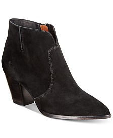 Suede Ankle Boots: Shop Suede Ankle Boots - Macy's