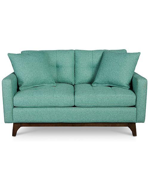 Furniture Nari 58 Fabric Tufted