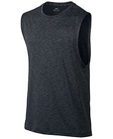 Nike Men's Breathe Muscle Tank