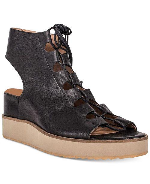 41db1ca77625 Andre Assous Tasmin Lace-Up Sandals   Reviews - Sandals   Flip ...