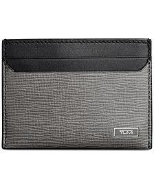 Tumi Men's Monaco Leather Slim Card Case