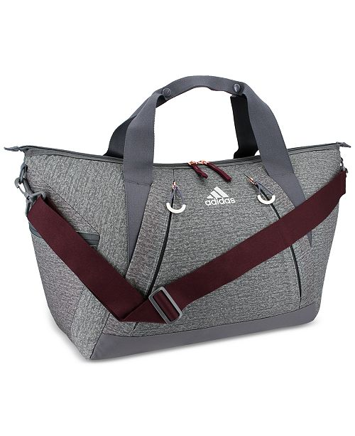 adidas Studio II Duffel Bag - Women s Brands - Women - Macy s 0dc42615f734