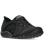 eafb0a594992 Skechers Women s Relaxed Fit  Breathe Easy - Fortuneknit Casual Walking  Sneakers from Finish Line