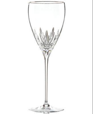 Stemware, Firelight Platinum Signature Goblet
