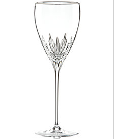 Lenox Stemware, Firelight Platinum Signature Goblet