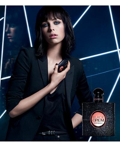 Yves Saint Laurent Black Opium Perfume for Women Collection