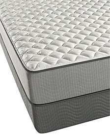 "Beautyrest Sunnyvale 11"" Firm Mattress Set- Twin"