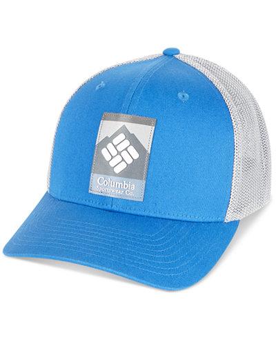 Columbia Men's Logo Mesh FlexFit Cap