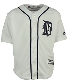 Majestic Detroit Tigers Blank Replica CB Jersey, Baby Boy (12-24 months)