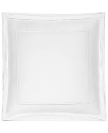 Hotel Collection Embroidered Frame European Sham, Created for Macy's