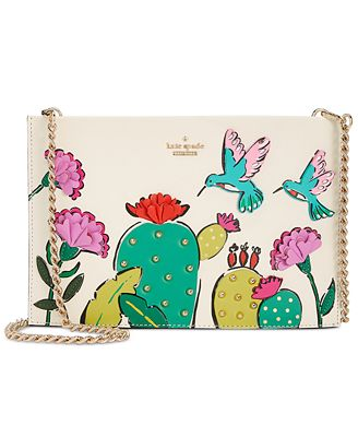 kate spade new york Scenic Route Cactus Sima Clutch